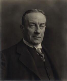 Stanley Baldwin, 1st Earl Baldwin, by Vandyk - NPG x373