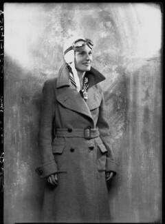 Jean Gardner Batten, by Bassano Ltd - NPG x37404