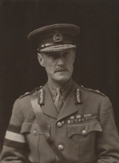 Sir Alexander John Godley, by Walter Stoneman - NPG x3768