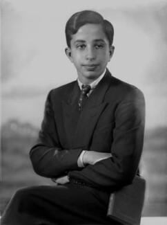 Faisal II, King of Iraq, by Dorothy Wilding - NPG x37804