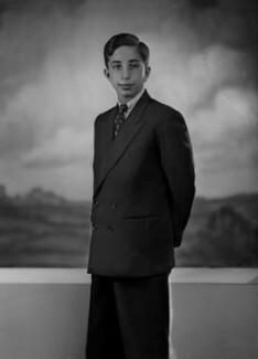 Faisal II, King of Iraq, by Dorothy Wilding - NPG x37814