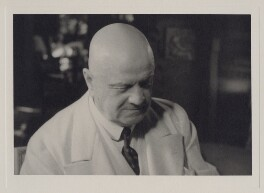 Jean Sibelius, by Unknown photographer - NPG x3786