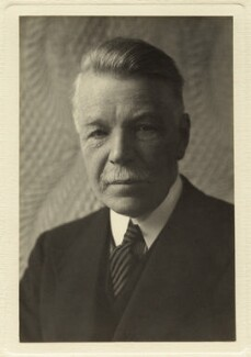 Sir Henry Alexander, by Olive Edis - NPG x38
