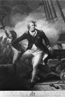 Adam Duncan, 1st Viscount Duncan, by John Raphael Smith, after and published by  Henri-Pierre Danloux - NPG D10708