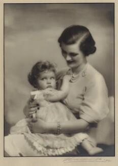 Frances Helen Manners (née Sweeny), Duchess of Rutland; Margaret (Whigham), Duchess of Argyll, by Marcus Adams, 1938 - NPG x38223 - © estate of Bertram Park / National Portrait Gallery, London