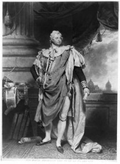 King William IV, by James Ward, after  Sir Martin Archer Shee - NPG D10711