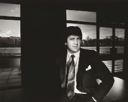 Melvyn Bragg, by John Swannell - NPG x38268