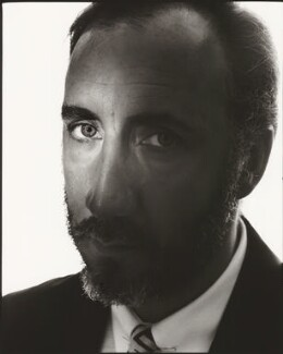 Pete Townshend, by John Swannell - NPG x38278