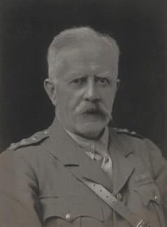 Sir Archibald Edward Garrod, by Walter Stoneman - NPG x38372