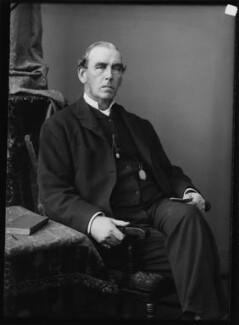Hon. George Bourke, by Alexander Bassano - NPG x387