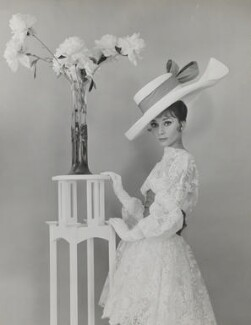 Audrey Hepburn, by Cecil Beaton, 1963 - NPG x40170 - © Cecil Beaton Studio Archive, Sotheby's London
