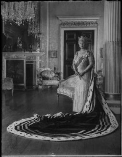 Queen Mary, by Hay Wrightson, copied by  Philip Brain - NPG x38825