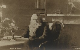 John Ruskin, after John McClelland - NPG x38850