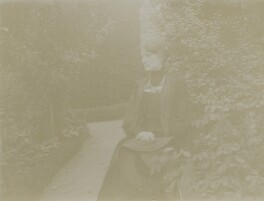 Marie Stillman (née Spartali), by Unknown photographer - NPG x38864