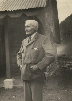 Sir (Marc) Aurel Stein, by Unknown photographer - NPG x38874