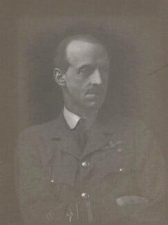 Sir Frederick Hugh Sykes, by Walter Stoneman - NPG x38876