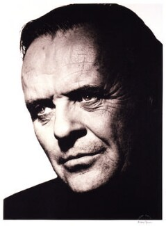 Anthony Hopkins, by Alistair Morrison - NPG x76971