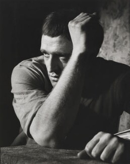 Richard Harris in the film 'This Sporting life', 1963, by George Courtney Ward - NPG x34544