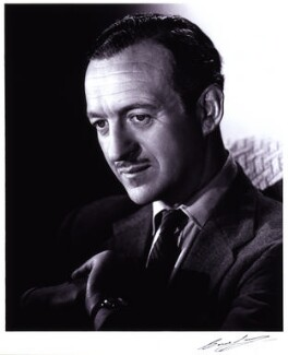 David Niven, by Cornel Lucas - NPG x87113