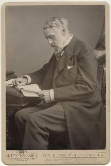 Sir William MacCormac, 1st Bt, by Alexander Bassano - NPG x39337