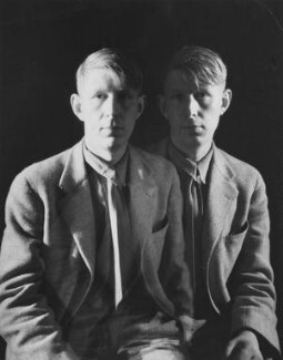 W.H. Auden, by Cecil Beaton - NPG x40005
