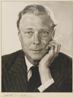Edward, Duke of Windsor, by Dorothy Wilding - NPG P870(14)