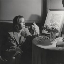 Greta Garbo, by Cecil Beaton - NPG x40111