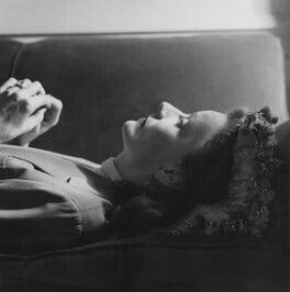 Greta Garbo, by Cecil Beaton - NPG x40113