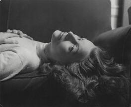 Greta Garbo, by Cecil Beaton - NPG x40123