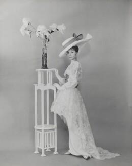 Audrey Hepburn, by Cecil Beaton - NPG x40169