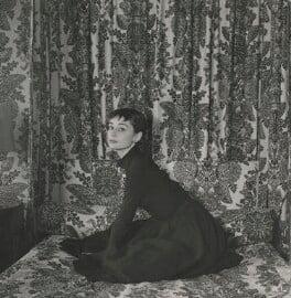 Audrey Hepburn, by Cecil Beaton - NPG x40180