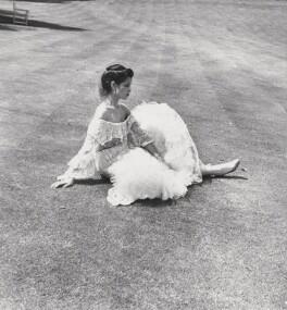 Bianca Jagger, by Cecil Beaton - NPG x40219