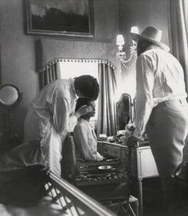 Cecil Beaton; Bianca Jagger, by Cecil Beaton - NPG x40238