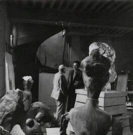 Pablo Picasso, by Cecil Beaton, 1948 - NPG x40330 - © Cecil Beaton Studio Archive, Sotheby's London