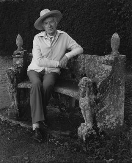 Cecil Beaton, by Roger George Clark - NPG x40451