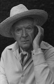 Cecil Beaton, by Roger George Clark - NPG x40453