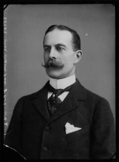 Robert Offley Ashburton Crewe-Milnes, 1st Marquess of Crewe, by Alexander Bassano - NPG x405