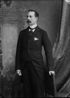 Robert Offley Ashburton Crewe-Milnes, 1st Marquess of Crewe, by Alexander Bassano - NPG x408