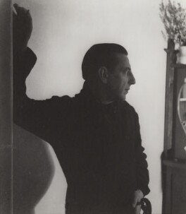 Paul Nash, by Helen Muspratt, for  Ramsey & Muspratt - NPG x4086