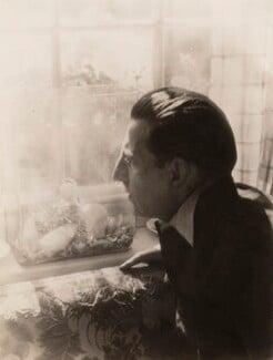 Paul Nash, by Unknown photographer, 1930-1932 - NPG x4089 - © National Portrait Gallery, London