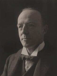 Walter Runciman, 1st Viscount Runciman, by Olive Edis - NPG x4096