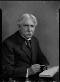 Frederick S. Boas, by Lafayette - NPG x41372