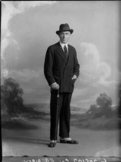 Robert Berkeley Airey, by Lafayette (Lafayette Ltd), 19 August 1926 - NPG x41391 - © National Portrait Gallery, London