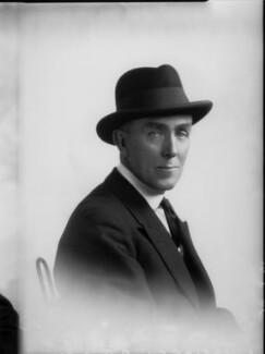 Robert Berkeley Airey, by Lafayette (Lafayette Ltd), 19 August 1926 - NPG x41392 - © National Portrait Gallery, London