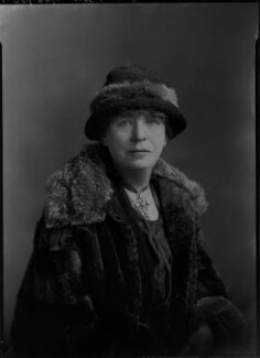 Lucy Lane Clifford, by Lafayette (Lafayette Ltd), 7 October 1926 - NPG x41412 - © National Portrait Gallery, London