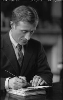 Sir John Davidson Beazley, by Lafayette - NPG x41553