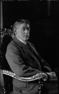 Ernest William Ainley-Walker, by Lafayette (Lafayette Ltd), 19 November 1926 - NPG x41557 - © National Portrait Gallery, London