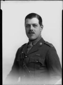 Anthony Ashley-Cooper, Lord Ashley, by Lafayette (Lafayette Ltd), 9 December 1926 - NPG x41592 - © National Portrait Gallery, London