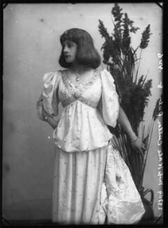 Kate Cutler (Mrs Sydney Ellison), by Alexander Bassano - NPG x416
