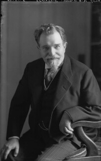 Karl Herman Breul, by Lafayette - NPG x41604